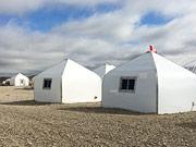 Arctic Wilderness Lodge - Private Arctic cabins