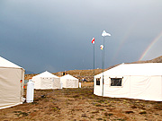 Arctic Premium Safari Camp - Safari Camp Exterior