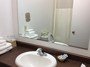 Tundra Inn - Ensuite bathroom