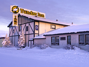 Tundra Inn - Tundra Inn exterior in winter
