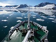 Akademik Sergey Vavilov Expedition Ship - View of the deck