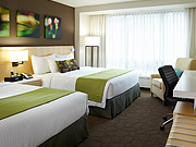 Delta Ottawa City Centre - Guest Room with 2 Queen Beds