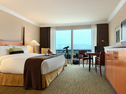 Fairmont Vancouver Airport - Deluxe King Room