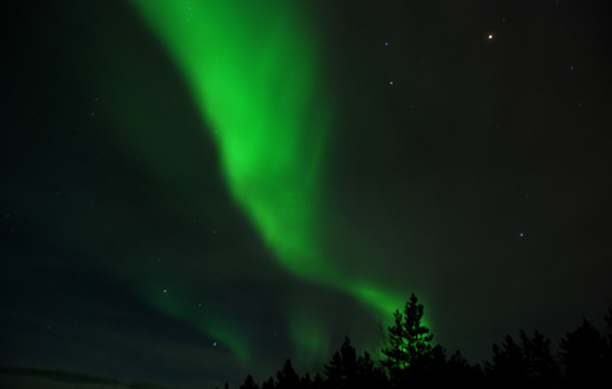 Northern Lights Tours Churchill Canada