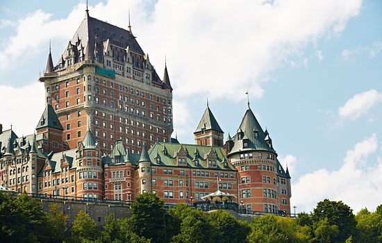 Add on time to explore Quebec and Eastern Canada