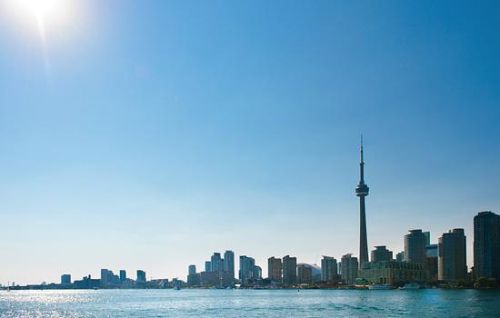 Visit bustling Toronto