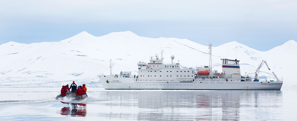 High Arctic Explorer Expedition Cruise