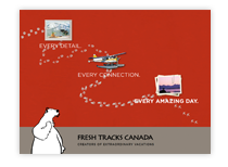 Fresh Tracks Canada Brochure